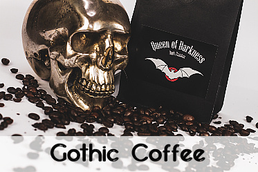Dark Passion Gothic Coffee from Queen of Darkness
