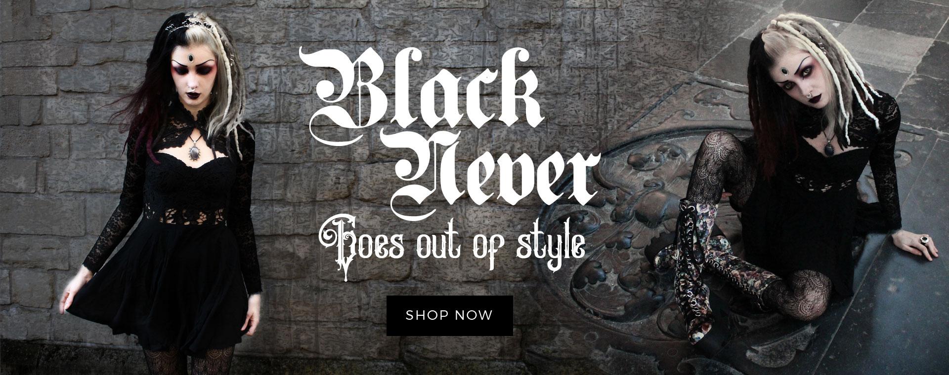 Queen Of Darkness Gothic Fashion Shop
