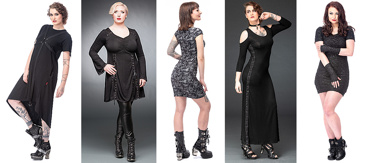 Queen of Darkness Gothic Dresses Gothic Fashion