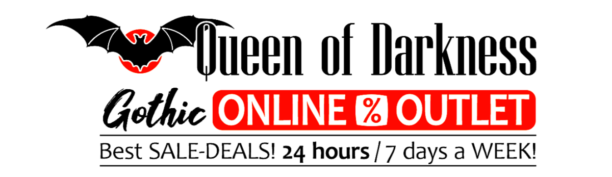 GOTHIC FASHION % SALE  by Queen of Darkness Gothic Fashion | BLACK FRIDAY DEALS